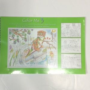 Color Me 3 New in Package 26 illustrations Age 8+